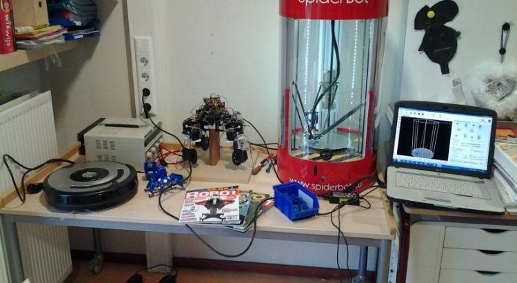 spiderbot-at-school